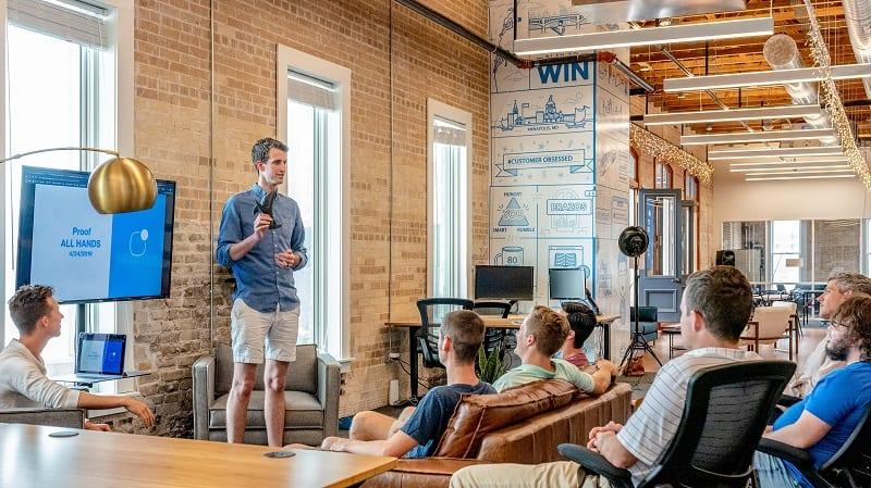 5 passos para construir uma cultura de colaboração